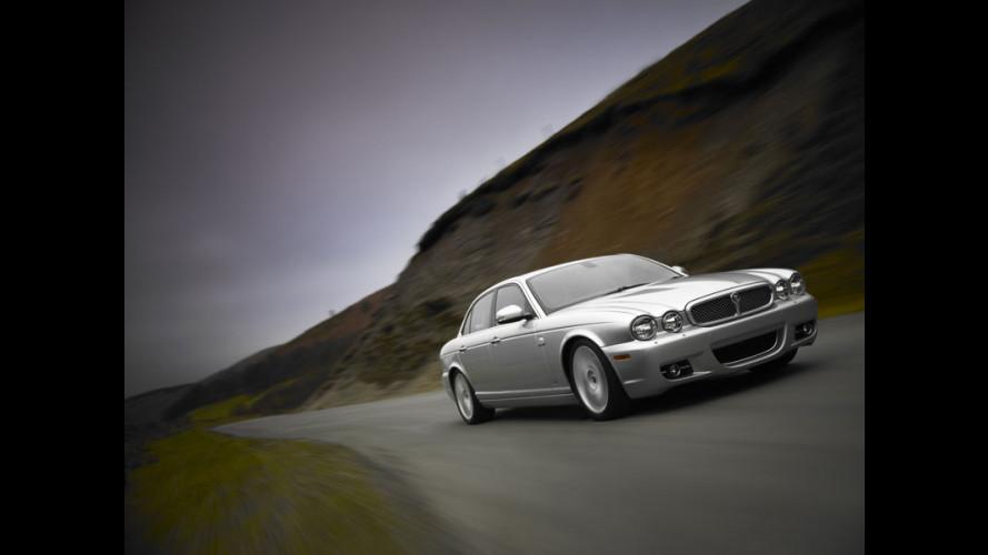 Jaguar XJ model year 2009