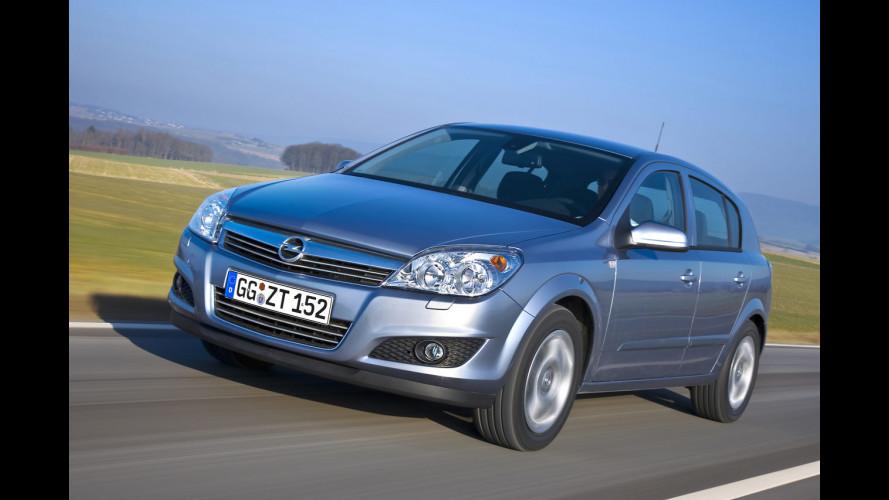 Opel Corsa ed Astra ecoFLEX 2009