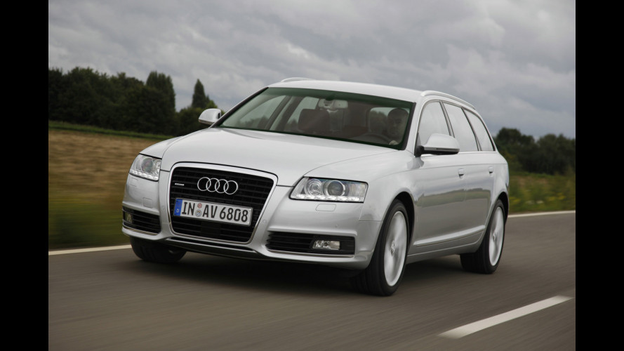 Audi A6 Avant Limited Edition
