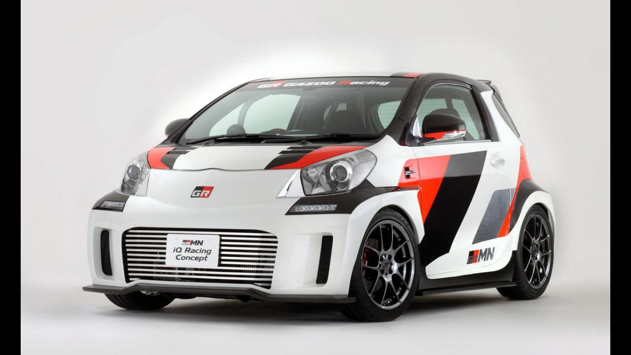 Toyota GRMN iQ Racing Concept