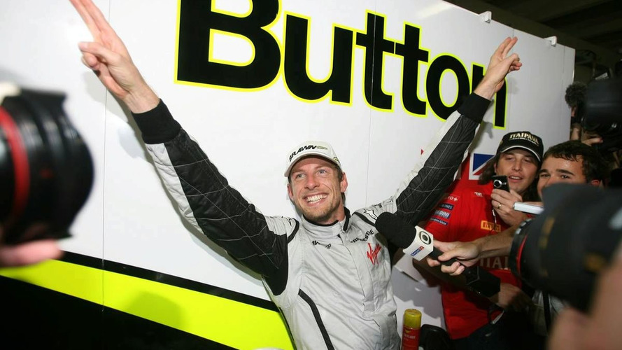 Button wins world championship in Brazil - results