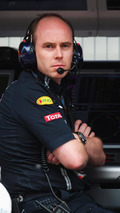 Red Bull Racing Head of Race Strategy Neil Martin, Spanish Grand Prix, Circuit de Catalunya, 09.05.2009, Barcelona, Spain