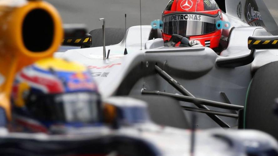 Underdog Mercedes has less manpower than rivals