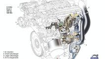 New Volvo D5 twin-turbo diesel engine