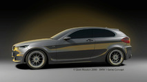 BMW 1 Series Concept Artists Rendering
