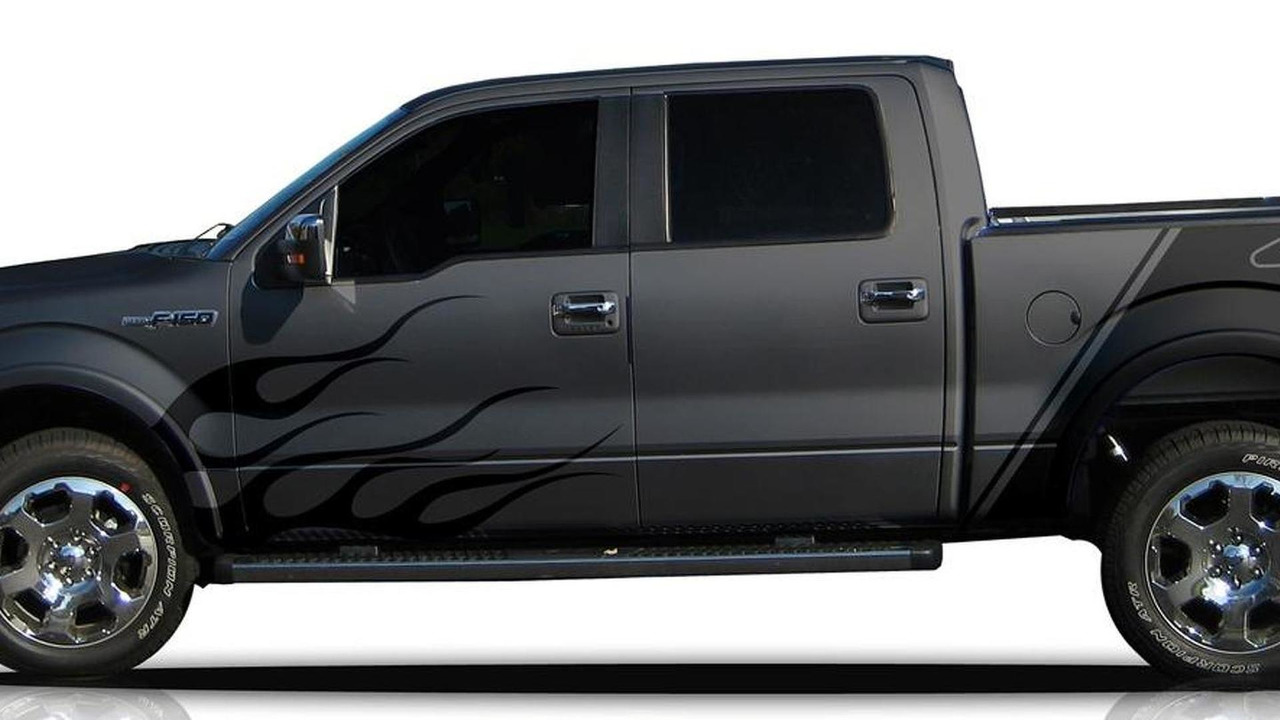 customised Ford F-150