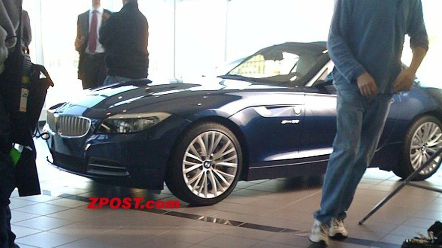 Photo of Showroom Ready BMW Z4 Sneaks out of Dealership