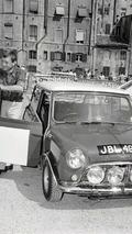 Rauno Aaltonen and Henry Liddon, Alpen Rallye 1966