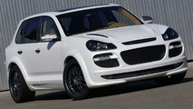 Gemballa GT600 AERO 3 kit for 957 Porsche Cayenne Turbo - 1024
