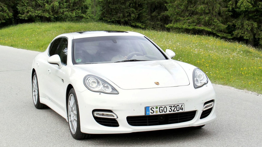 Porsche Panamera Turbo faster than Cadillac CTS-V on Nurburgring