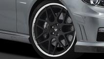 2010 Mercedes-Benz E63 AMG with Vorsteiner V6E Aero Package [Video]