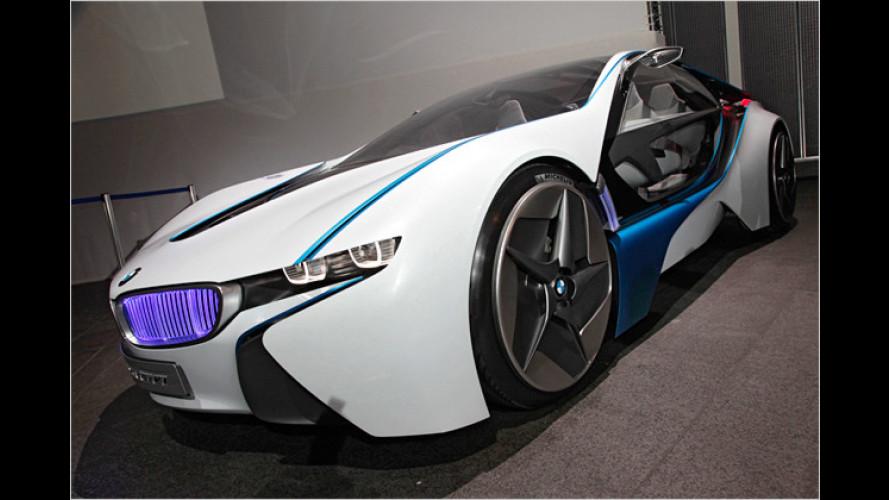 BMW: Mit kleinen Schritten in die Zukunft