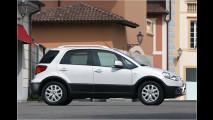 Fiat Sedici: Moderner