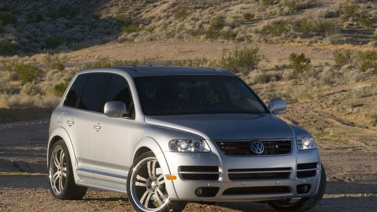 Volkswagen R GT Project - Touareg R GT
