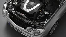 New V6 Engine for the Mercedes-Benz E-Class