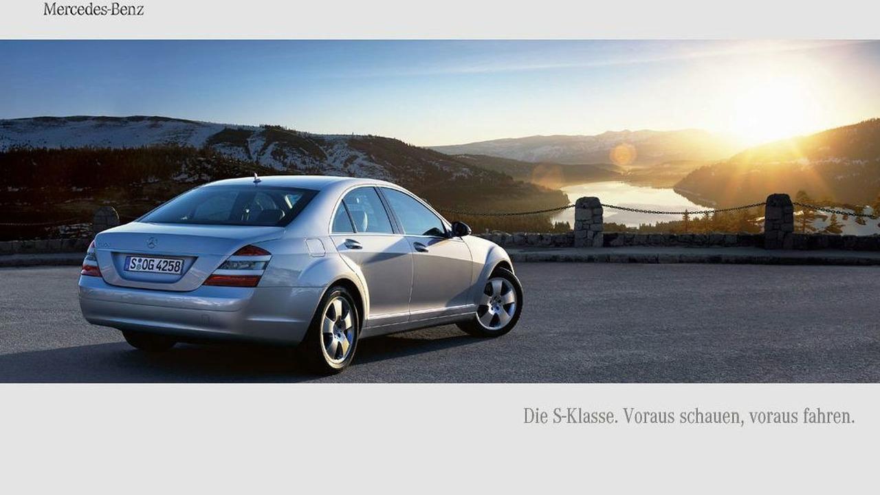 New Mercedes-Benz S Class
