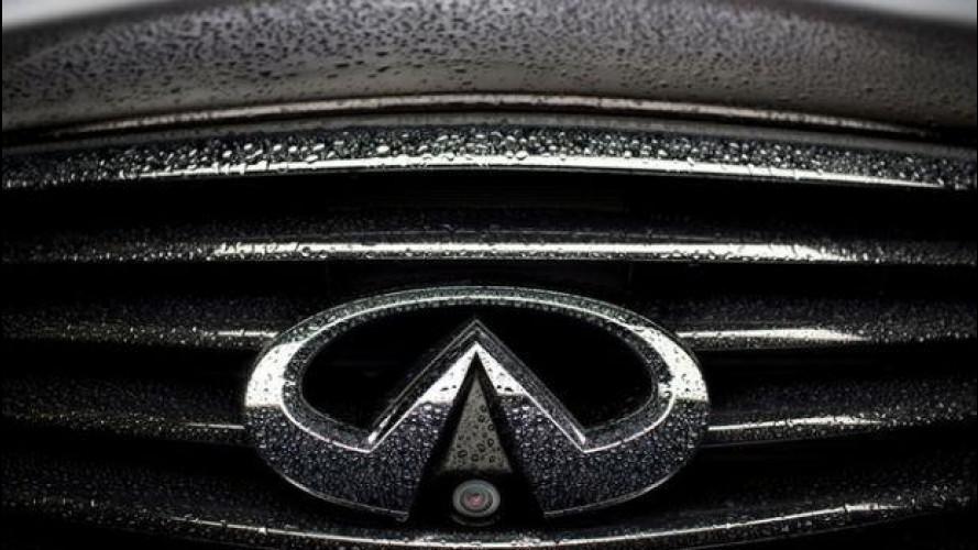 Due modelli Infiniti saranno Made in China dal 2014