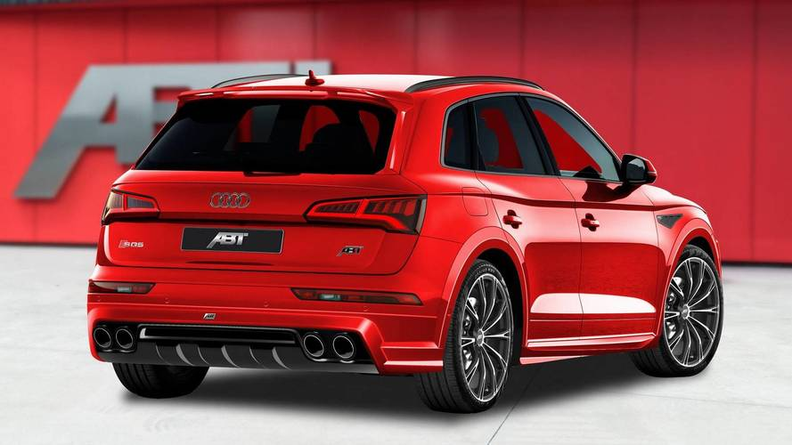 Audi SQ5 by ABT
