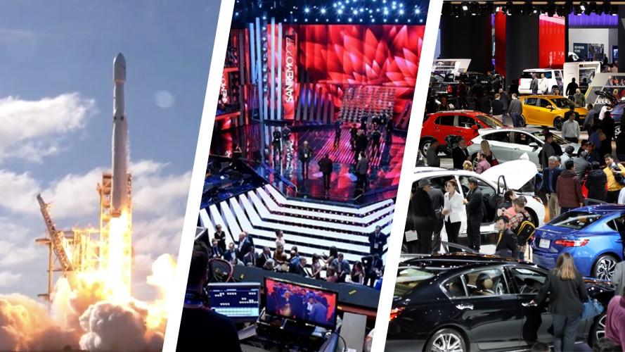 SpaceX, Sanremo e l'industria dell'auto