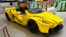 Sin Cars al Salone di Ginevra 2018