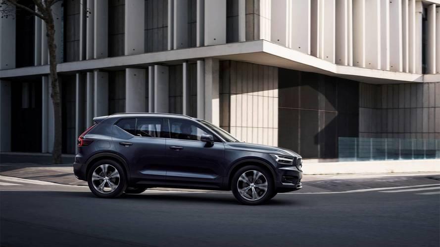 Volvo, coupe-SUV modeli XC50'yi değerlendiriyor