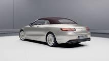 Mercedes S-osztály kupé és kabrió Exclusive Edition