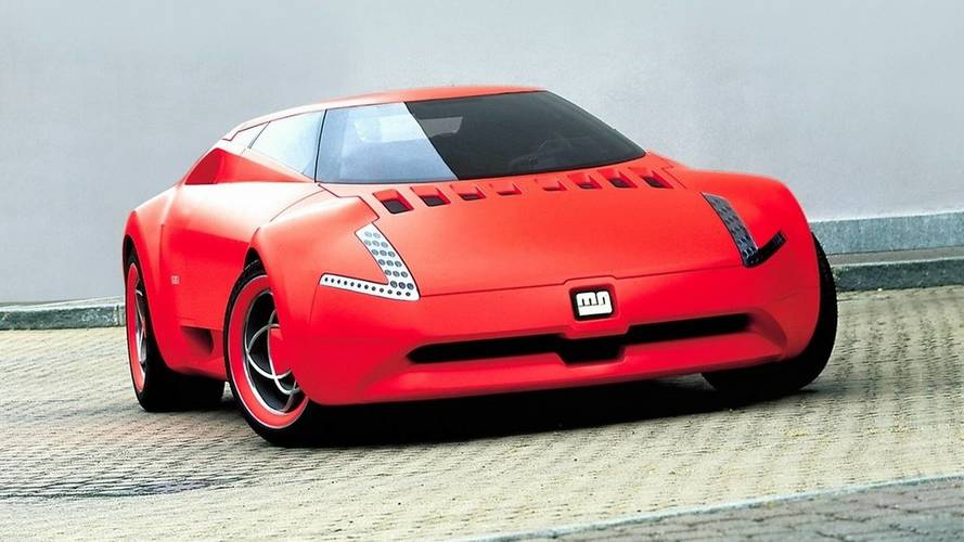 2000 Stola S81 Lancia Stratos: Concept We Forgot