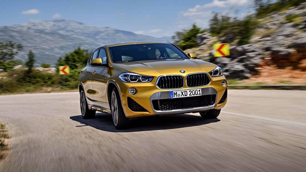 BMW X2 - Novo modelo