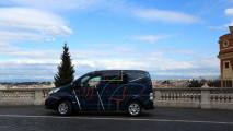Nissan e-NV200 WORKSPACe, il lavoro si muove a zero emissioni