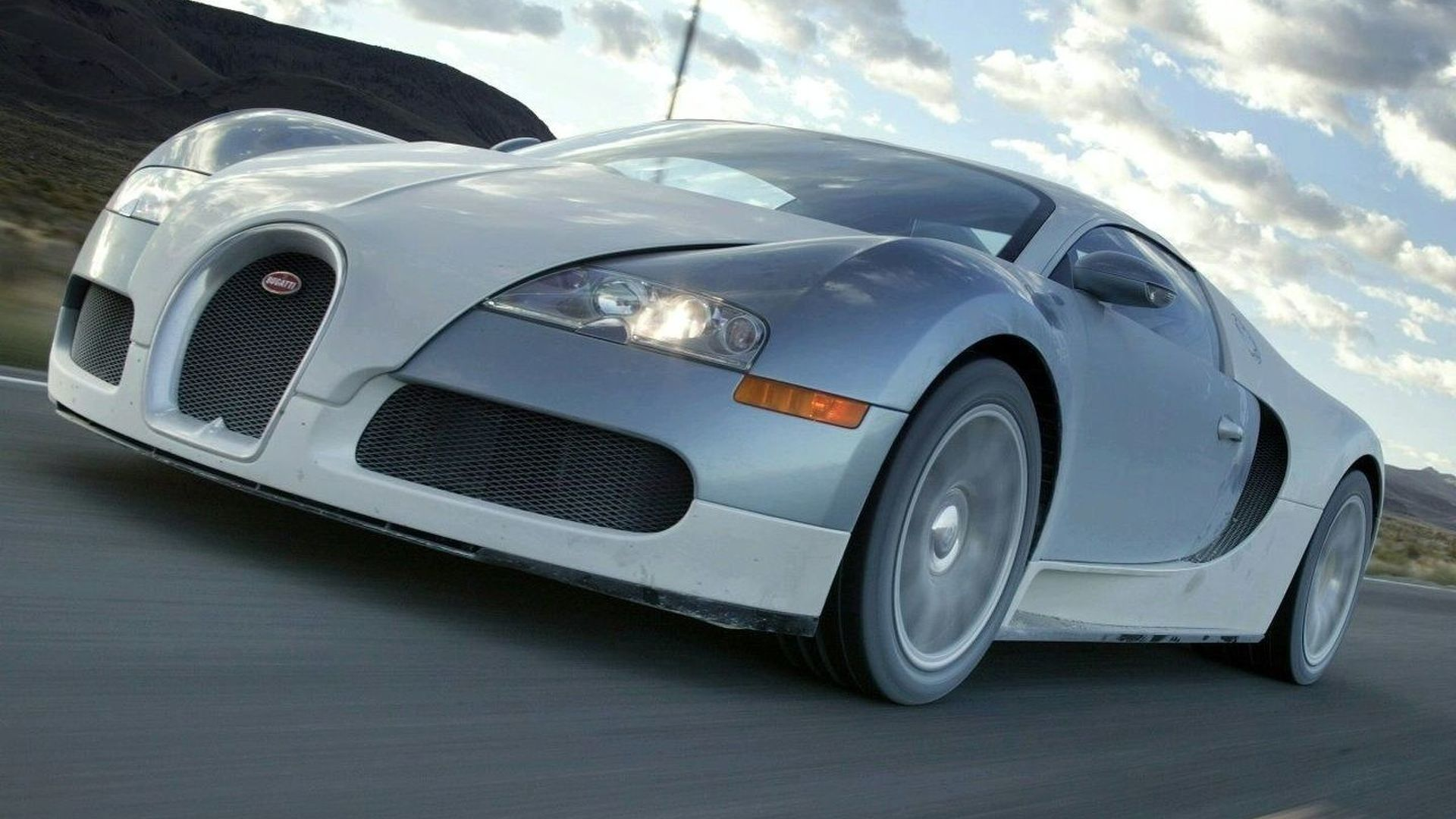 Report bugatti veyron production run almost sold out product 2009 01 16 13 00 35