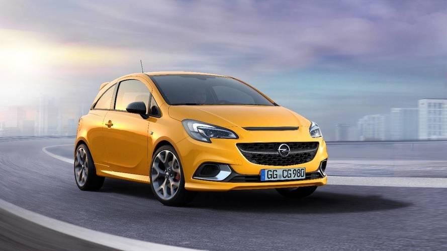 L'Opel Corsa montre les muscles avec une nouvelle version GSi