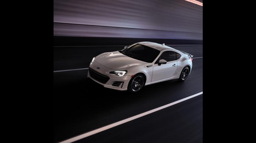 Subaru BRZ, è tempo di restyling