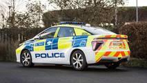 2018 Toyota Mirai Metropolitan Police