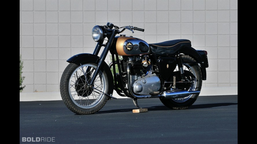 BSA Golden Flash