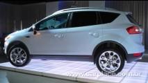 Ford apresenta o utilitário Kuga na Argentina - Preço inicial será em torno de R$ 66 mil