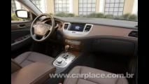 Salão de Detroit 2008: Hyundai apresenta sedan de luxo Genesis