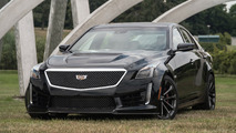 2016 Cadillac CTS-V: Review