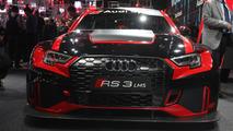 2017 Audi RS3 LMS - Paris Otomobil Fuarı