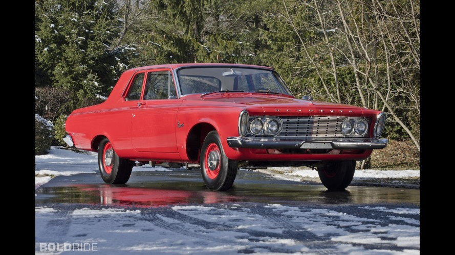 Plymouth Savoy Max Wedge