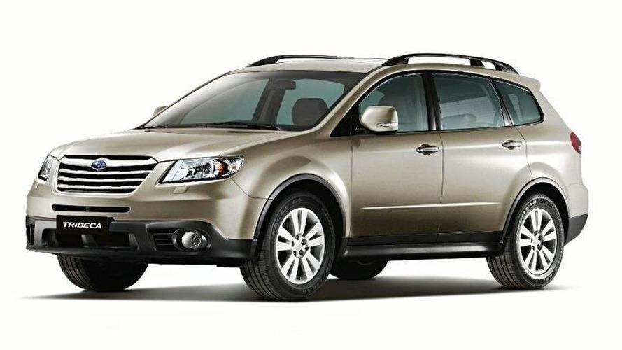 Subaru Tribeca successor still in the works - report
