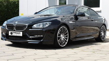 BMW 6-Series Coupe by Prior Design 07.8.2012