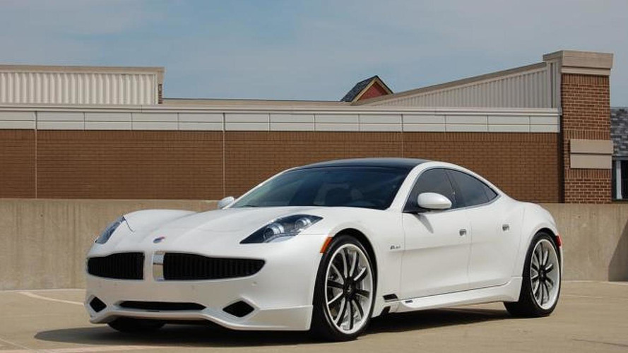 Fisker Karma gets its first aftermarket body kit