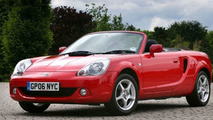 Final 300 MR2 Roadsters (UK)
