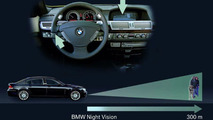 BMW Night Vision Available in the 5 and 6 Series as of March
