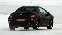 Peugeot 207 Coupe Convertible Spy Photo