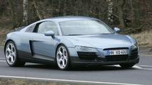 Audi R8 Spy Photos