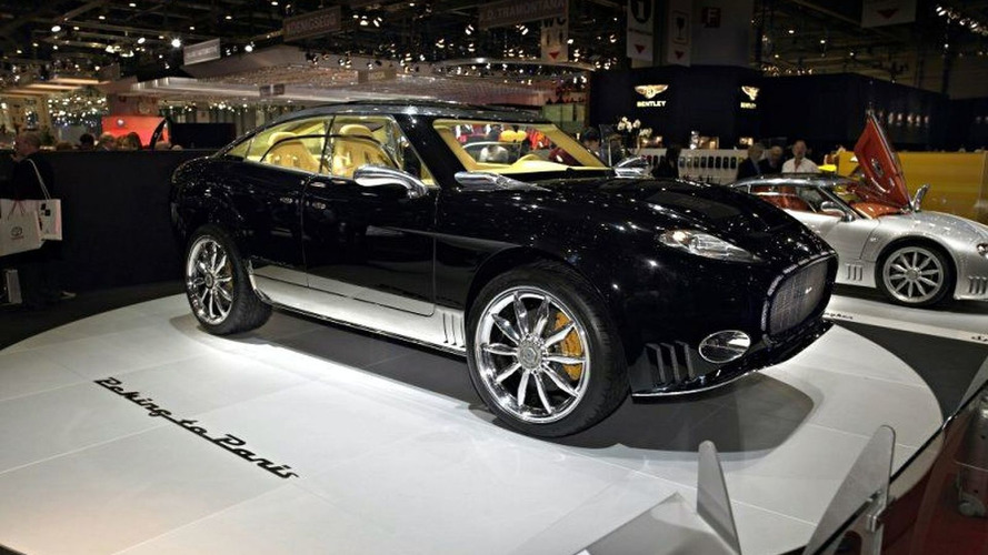 Spyker crossover confirmed for production, will have a V12 engine