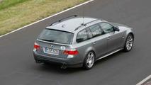 BMW M5 Touring Spy Photos