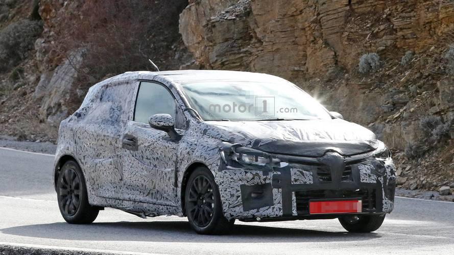 2019 Renault Clio tekrar görüntülendi
