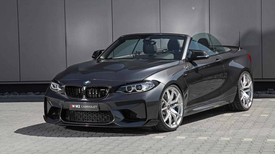 Lightweight BMW M2 Convertible